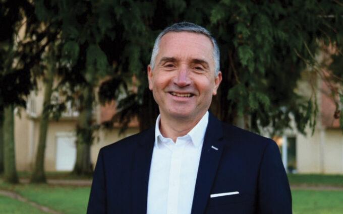 Michel Bisson, maire